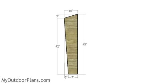podium woodworking plans myoutdoorplans  woodworking plans  projects diy shed