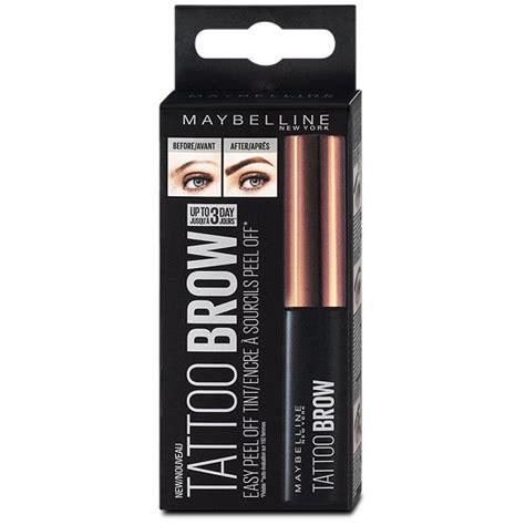 Maybelline Eyebrow Gel maybelline new york brow gel t 246 nung