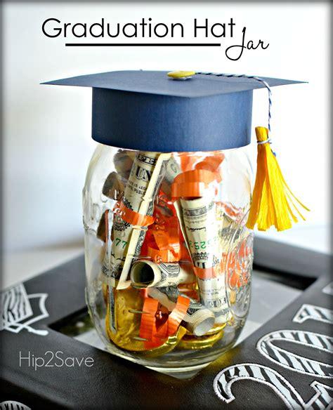 Handmade Graduation Gifts - graduation hat jar graduation gift idea graduation gifts