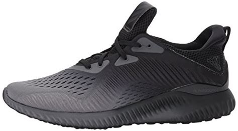 Sale Adidas Alphabounce Em M Running Shoe Black Bb9043 U adidas performance s alphabounce em m running shoe black grey four white 10 5 medium us