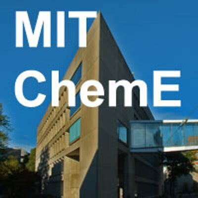 Chemical Engineering Degree And Mba by Mit Cheme Dept Mitcheme