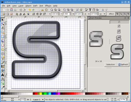 inkscape tutorial android icon creating icons with inkscape a basic workflow inkscape