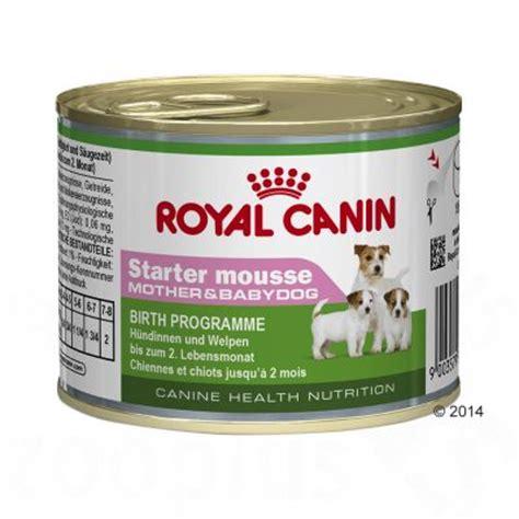 Dogfood Royal Canin Starter Babydog Makanan 2 royal canin starter mousse babydog free p p 163 29