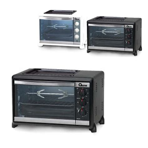 Oven Oxone prabot rumah ox 858br 4in1 oven oxone bbq