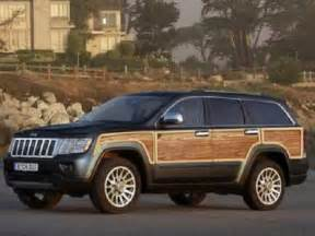 2018 jeep grand wagoneer concept release redesign and