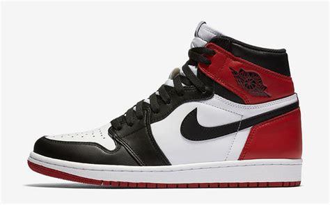 Nike Air 1 Retro High Og Black Toe Nike Air 1 Retro High Og Black Toe Hanon