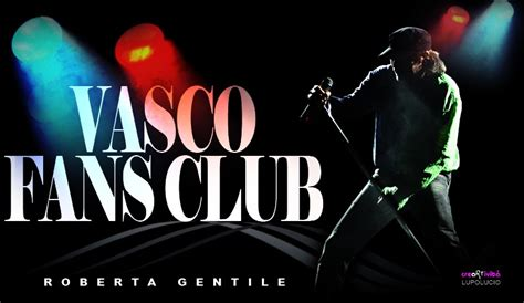 fan club vasco biografia ufficiale