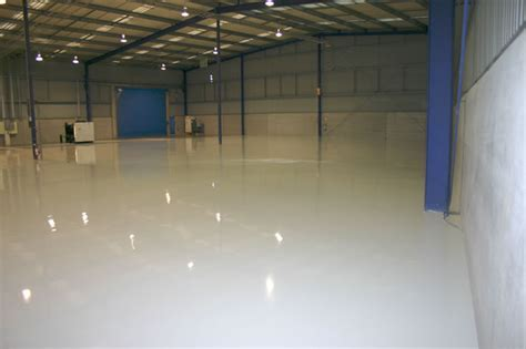 Syncoat   epoxy floor coatings   when you need the best!