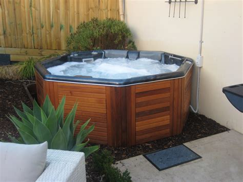 Outside Bathroom Ideas Relaxing Outdoor Spa Ideas For Your Home Godfather Style