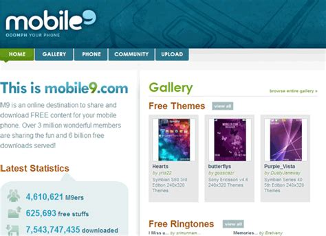 mobile themes with ringtone best mobile download websites top ten tips n tricks