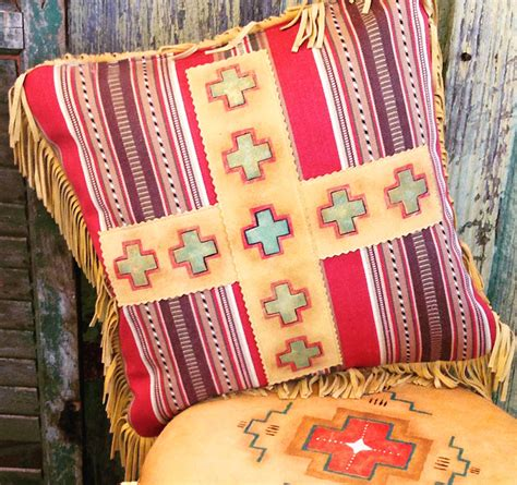 american made home decor cayuse serape pillow american made art