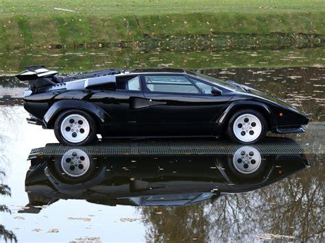 Lamborghini Countach Black Current Inventory Tom