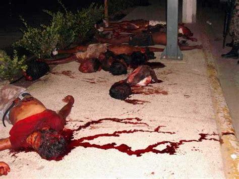 imagenes violentas reales matanza en acapulco 24 asesinatos del crimen organizado