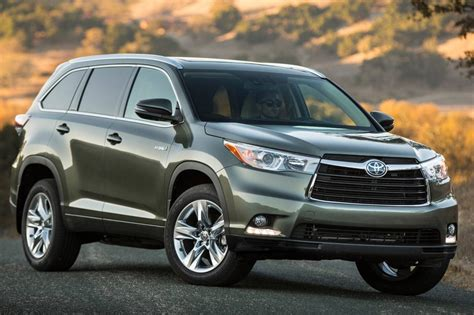 used 2015 toyota highlander hybrid for sale pricing