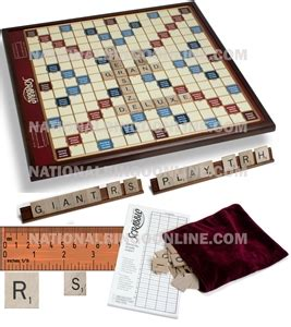scrabble board for sale scrabble deluxe