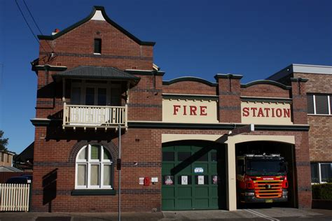 The Fireplace Station by Sydney City And Suburbs Mascot Station