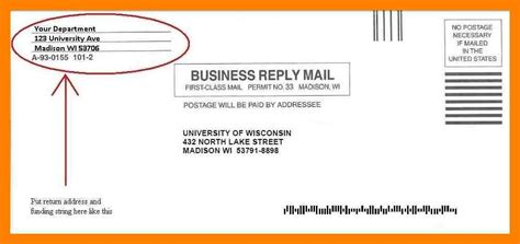 Business Letter Format Po Box 7 how to address a letter with a po box