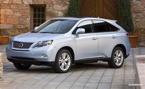 lexus suvs 2010 2010 lexus hybrid suv review car reviews