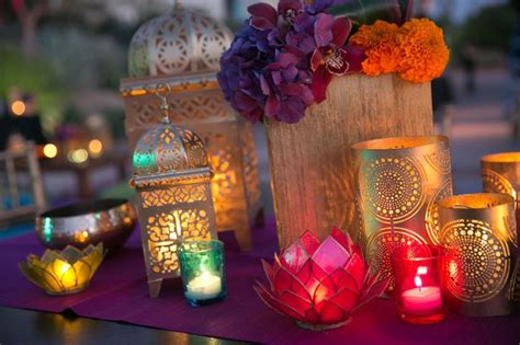 Wedding Album Arrangement by Real Wedding Album Elshane S Moroccan Themed