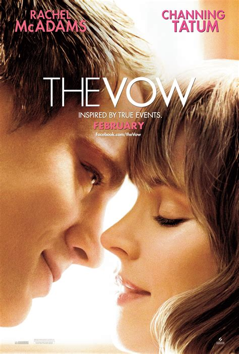 the vow the vow movie clips and images stars rachel mcadams and channing tatum collider