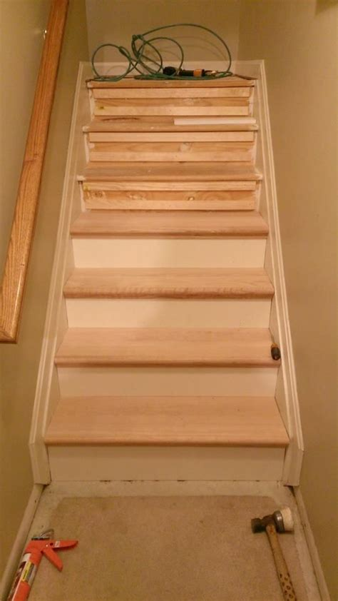 17 best images about diy retread stairs on