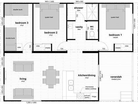 3 way bathroom floor plans armidale accommodation top park armidale tourist park