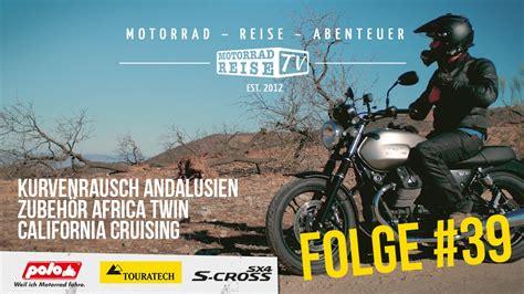 Motorradreisen Video by Motorradreise Tv Folge 39 Velefique Gps Tour Andalusien