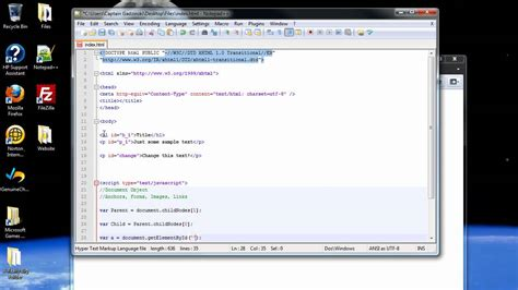 tutorial javascript oop javascript tutorial 18 document object model dom youtube
