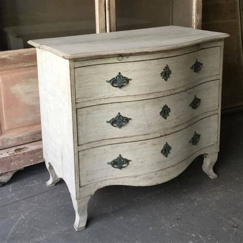 Rococo Chest Of Drawers by 19th Century Swedish Rococo Chest Of Drawers At 1stdibs