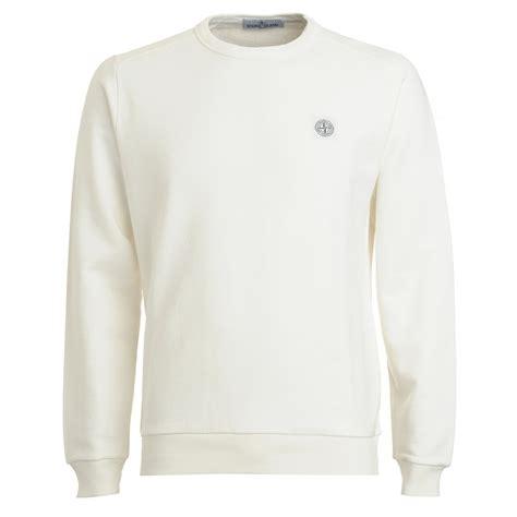 Sweater Hoodie Smth 1 island white sweatshirt cotton fleece logo sweater