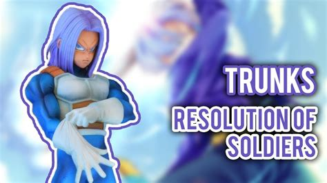 Resolution Of Soldiers Vol 5 Trunks trunks resolution of soldiers vol 5