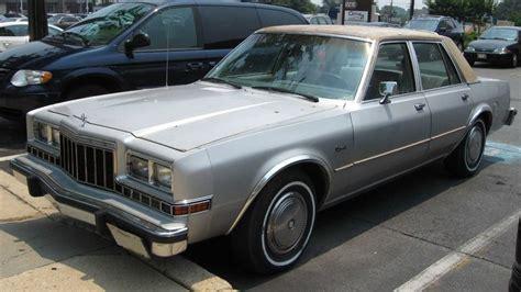 Chrysler Diplomat by Tuning Cars And News 1988 Dodge Diplomat