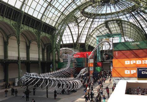 Grang Palais by Monumenta 2016 A Hulking Serpent Invades The Grand Palais