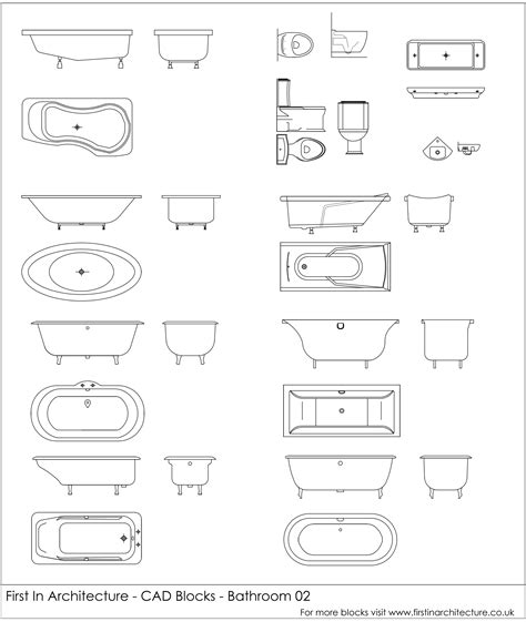 autocad bathroom blocks bathtime news resources and inspiration for bathroom