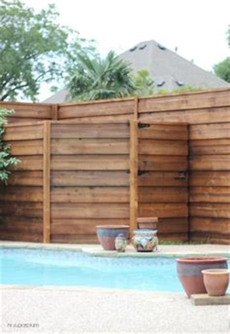 composite mixed material fence ideas for eichlers other mcm homes mixed manor outer space tubs and tubs