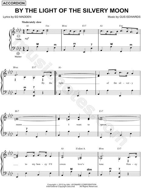 by the light of the silvery moon by little richard youtube gus edwards quot by the light of the silvery moon quot sheet music