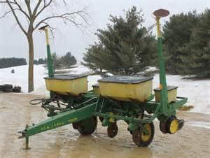deere 7000 4 row corn planter
