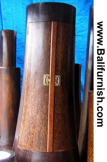 palm tree wood cabinet   indonesia