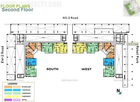 veranda floor plan the veranda condominium for sale in taguig metro manila