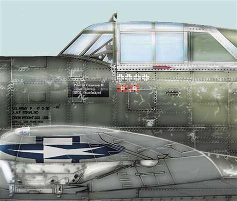 Republic P-47D Thunderbolt Razorback by Thierry Dekker ... P 47d Thunderbolt