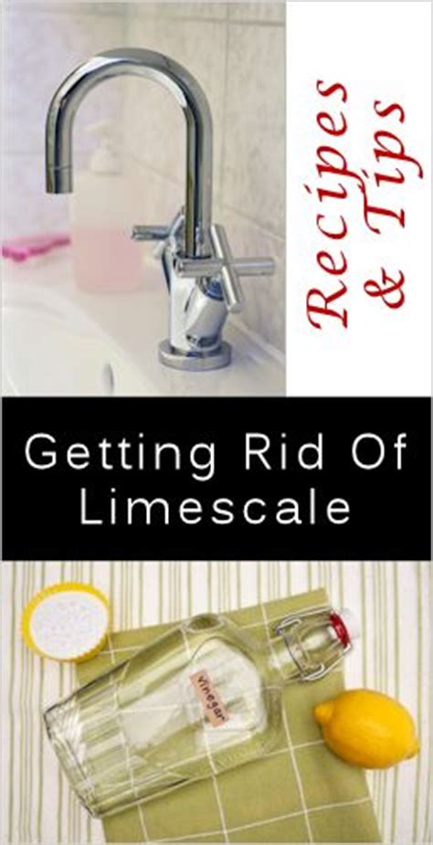 How To Remove Limescale From Faucet by To Remove Pantry And Lemon On