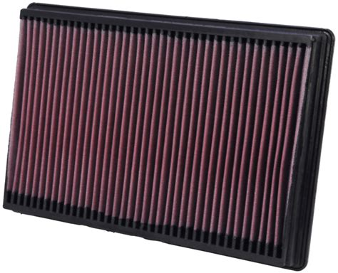 k n factory replacement air filter 2002 2012 dodge ram