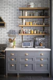 gray kitchen cabinets kitchen cabinetry blue gray color home ideas interior design