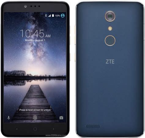 zte zmax pro pictures official