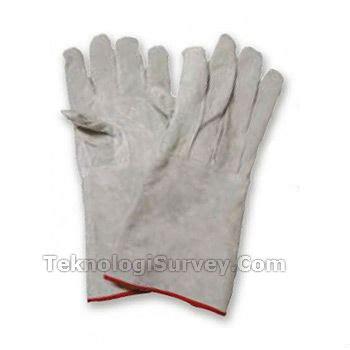 Jual Sarung Tangan Welding jual sarung tangan safety grey krisbow kw1000247 harga dan spesifikasi