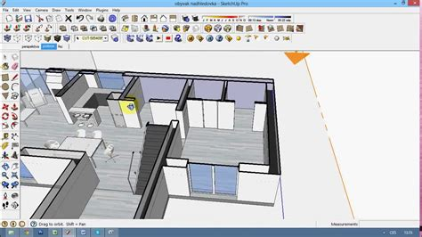 section in sketchup sketchup plugin section cut face youtube