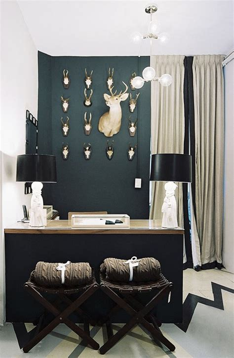 home interior deer pictures deer mounts in office house home pinterest deer