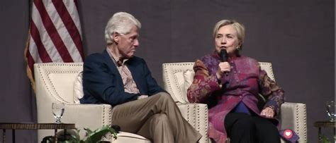 Clinton Cant Confirm His Sexuality by Exclusive Bill Clinton Still Silent About Flights On