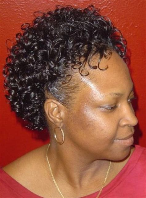 Naturally Curly Black Hairstyles by Curly Hair Styles