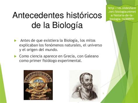 imagenes antecedentes historicos historia de la biolog 237 a